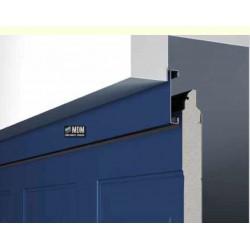 Cartelle compensatrici architrave per il montaggio standard oltre luce con architrave ridotto