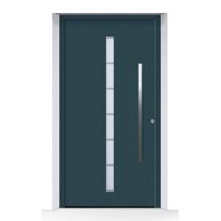 Porta d'ingresso THERMOSAFE (2018) RAL 7016 Grigio Antracite opaco in alluminio Hormann