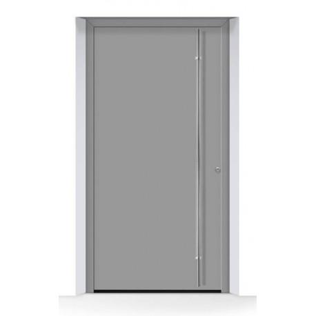 860 THERMOSAFE RAL 9007 Alluminio Grigiastro struttura fine opaca