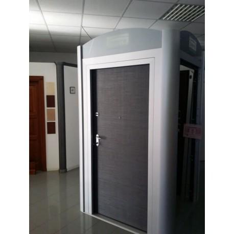 Porta Blindata Dierre mod.HIBRY con apertura automatica con scheda e ...