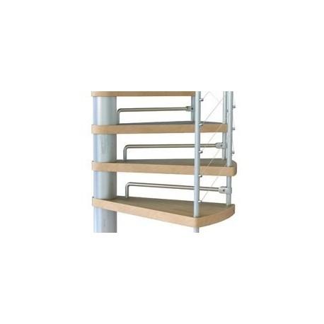 KLOE' gradini aggiuntivi in legno extra Arkè' Fontanot