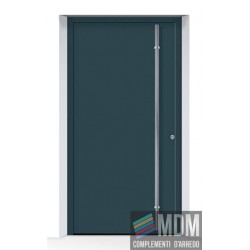 Porta d'ingresso ThermoCarbon (2020) RAL 7016 Grigio Antracite FINE opaco in alluminio Hormann