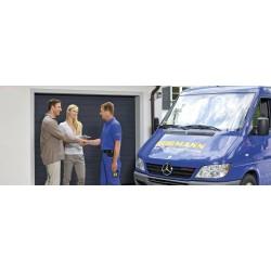 Servizio di posa ed assistenza eseguito da personale altamente Qualificato ed Autorizzato Hormann 7000237