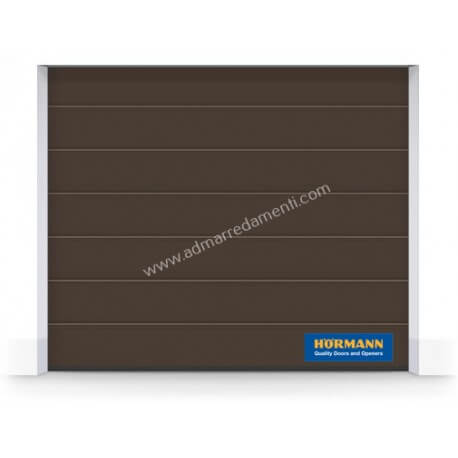 RENOMATIC LIGHT woodgrain marrone terra ral 8028