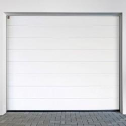 Portone Sezionale  da garage  Hörmann mod.Renomatic LPU42 2018
