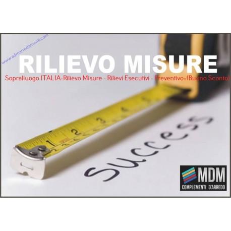 Sopralluogo ITALIA (Rilievo Misure - Rilievi Esecutivi - Preventivo )+(Buono Sconto)