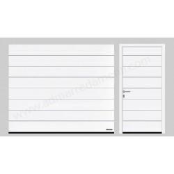 Porta laterale pedonale NT60 2019 greca M