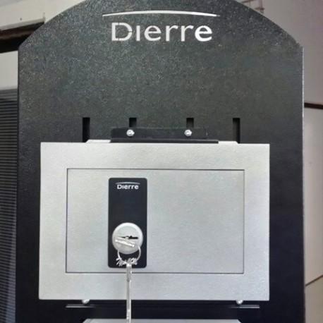 Cassaforte a muro DIERRE mod.TYPE/M (T10NS) MIS.EST.H180 L265 P200