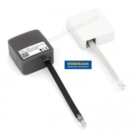 Homematic IP-Gateway  4511626 (per serie4) (incl. adattatore  HCP4510204)