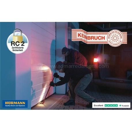 Kit classe di resistenza RC2 secondo direttiva tedesca DIN/TS 18194