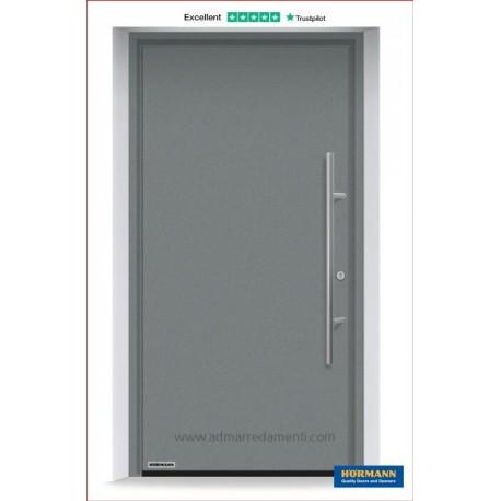 Thermo65, motivo 010 CH 907 grigio alluminio