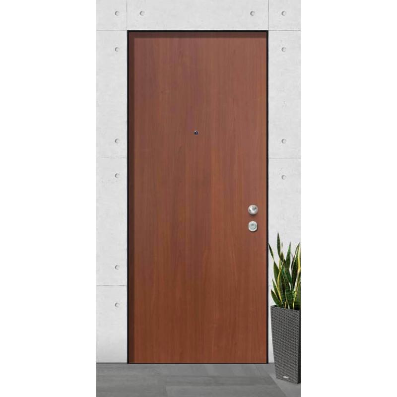 Porta blindata liscia sikur 3 certificata in classe 3 con - Classe porta blindata ...