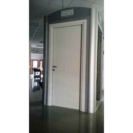 Porta blindata silence dierre 2082x814 cl 3 x camera da - Porta blindata dierre classe 3 ...
