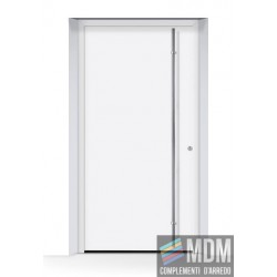 Porta d'ingresso THERMOSAFE (2020) RAL 9016, opaco, bianco traffico