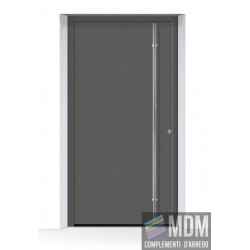 Portoncino d'ingresso THERMOSAFE (2020) CH 703, antracite Metallic