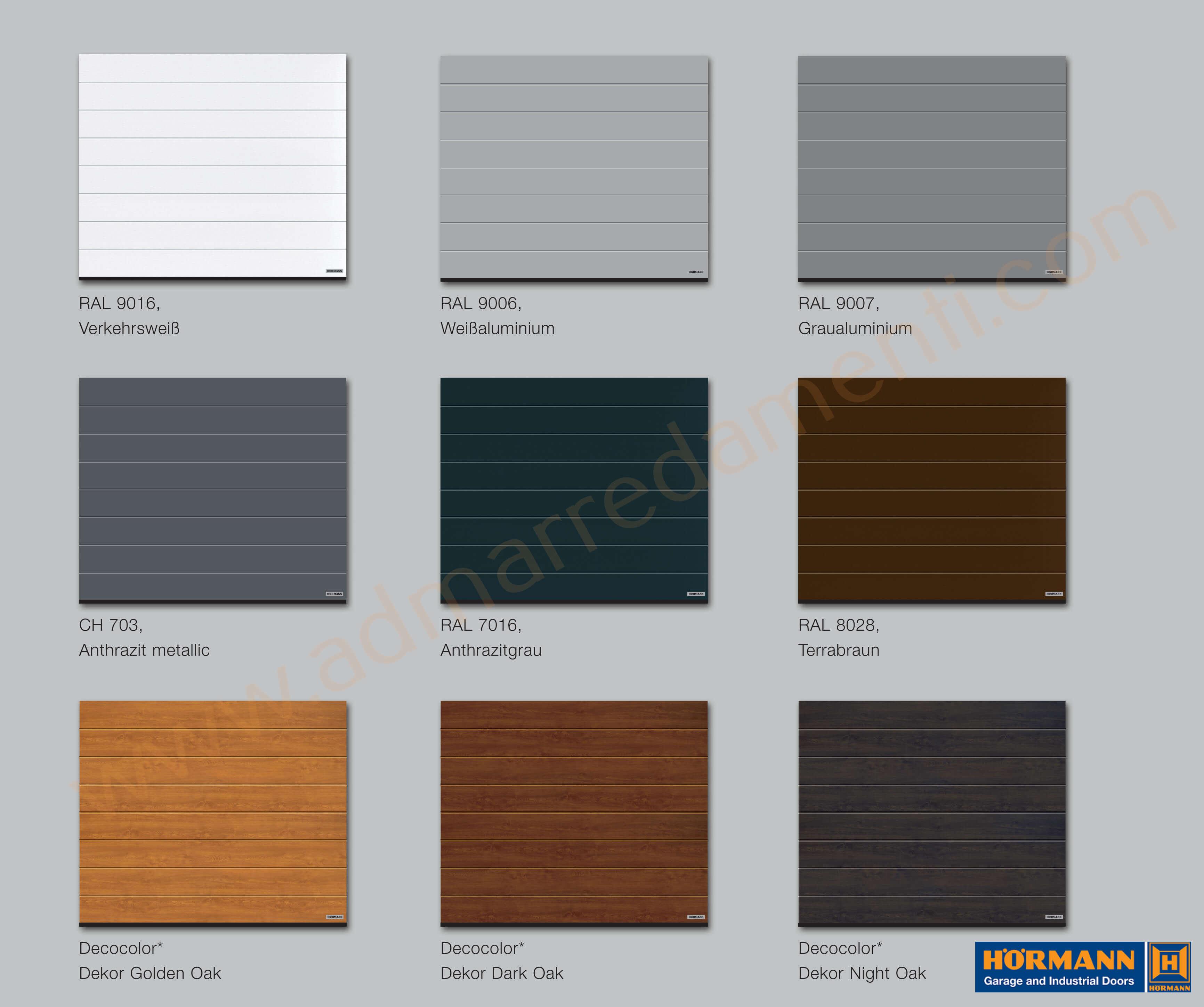 colore woodgrain greca M